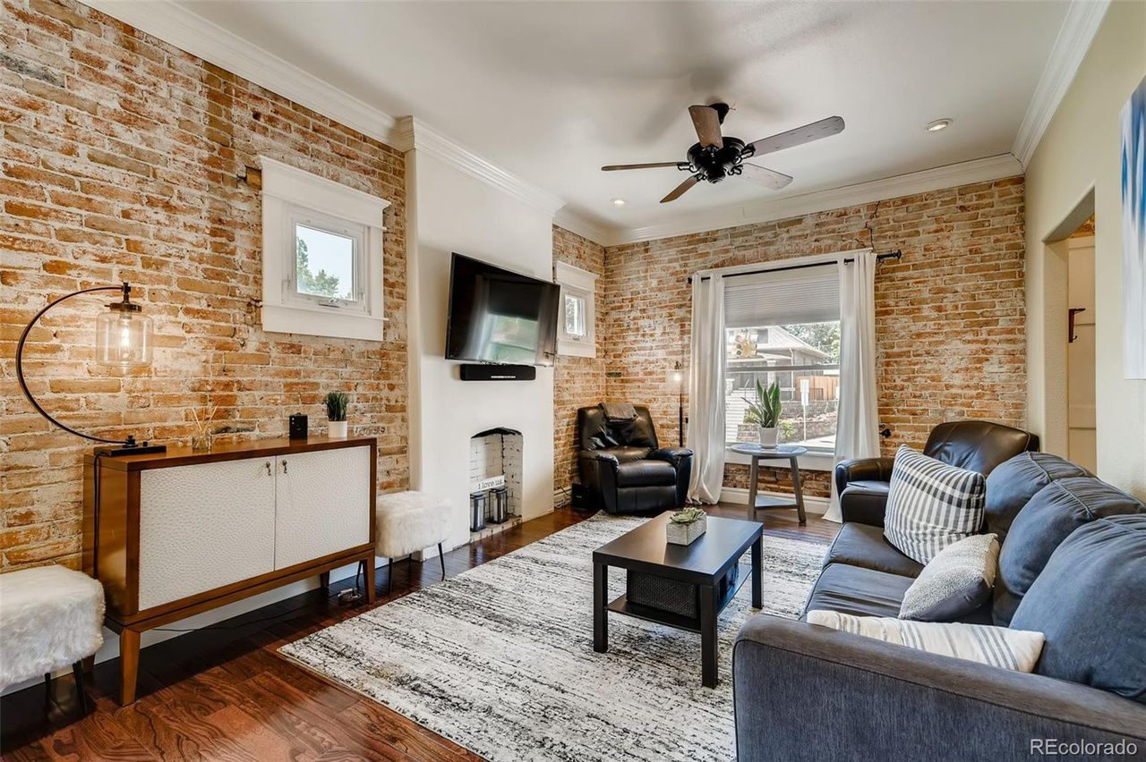 3506 Lowell Blvd.  living room