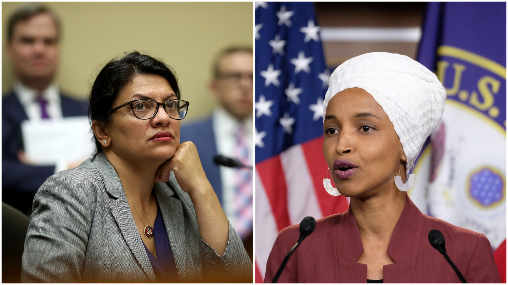 Israel to allow Reps. Ilhan Omar and Rashida Tlaib to enter the country