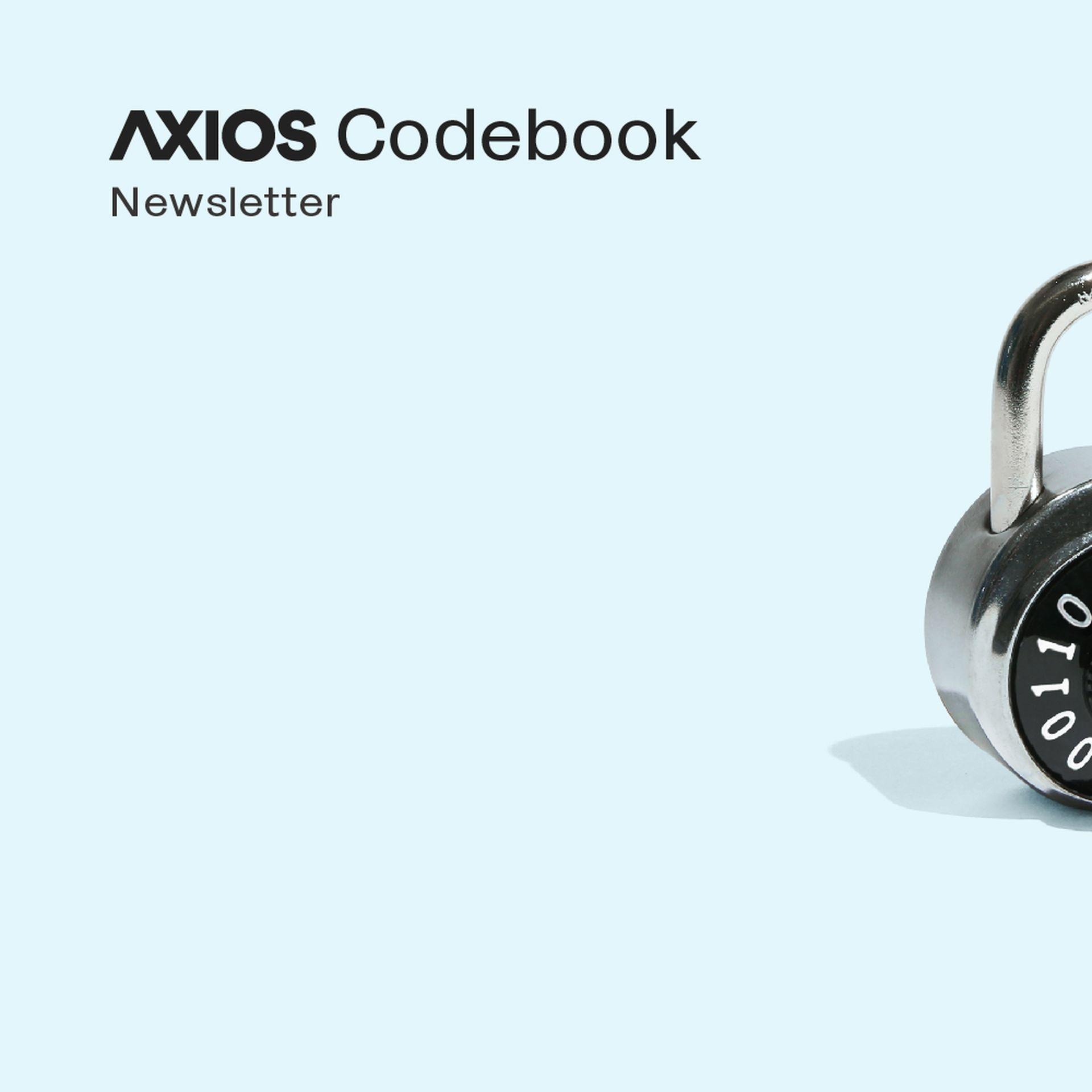 Codebook - September 5, 2019 - Axios