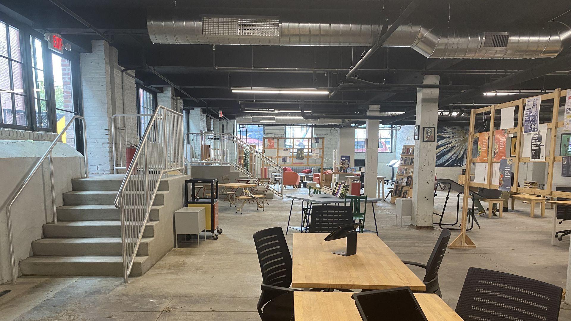 Sneak Peek of the IF Lab in Kensington