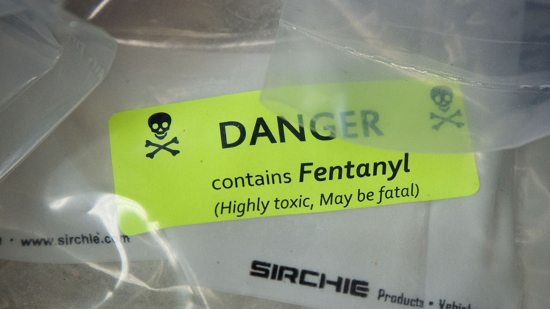 Fentanyl package