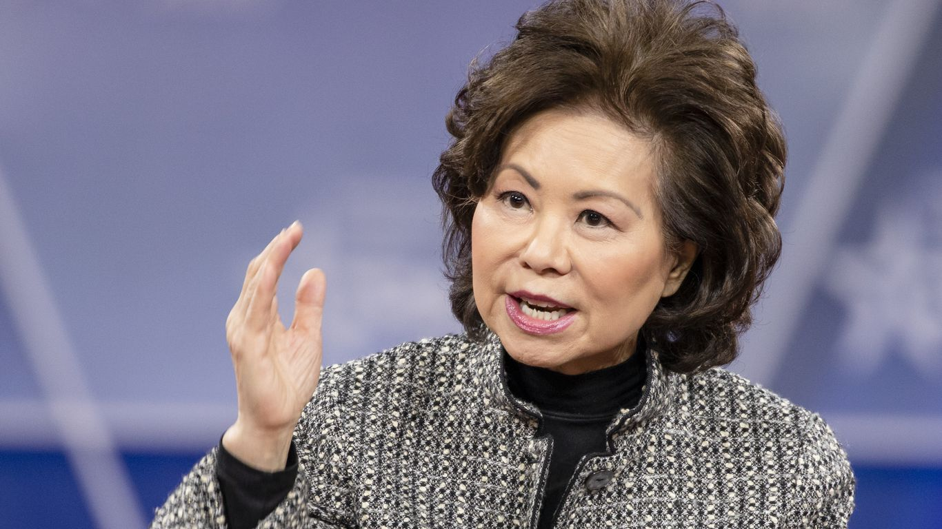 Transportation Secretary Elaine Chao resigns after Capitol siege