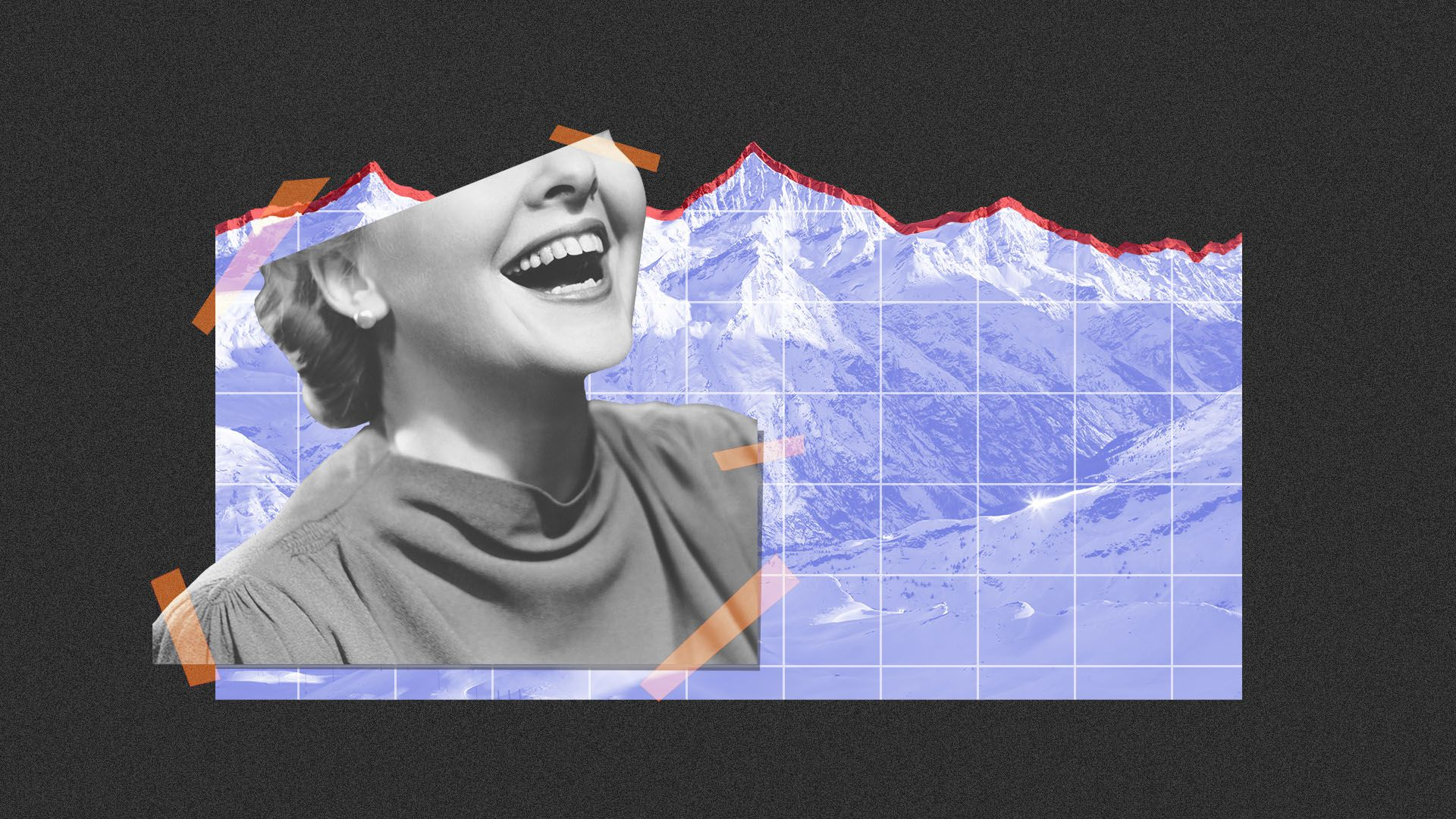 A Davos conversation on maximizing happiness, not GDP - Axios