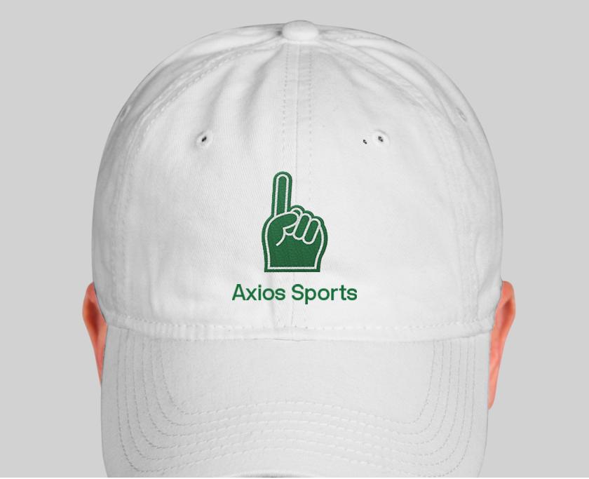Axios Sports hats
