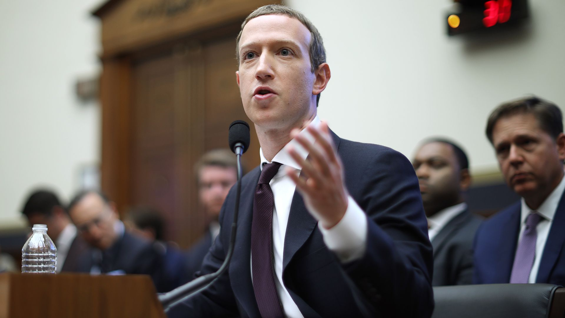 """""""A better job of supporting journalism"""": Mark Zuckerberg discusses Facebook's News Tab"""