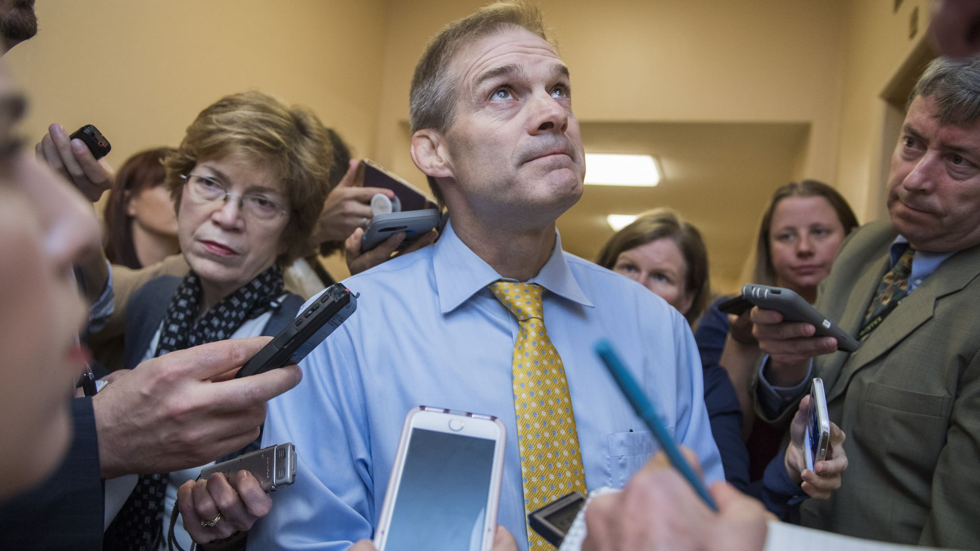 Rep  Jim Jordan accused of ignoring sexual abuse claims at Ohio