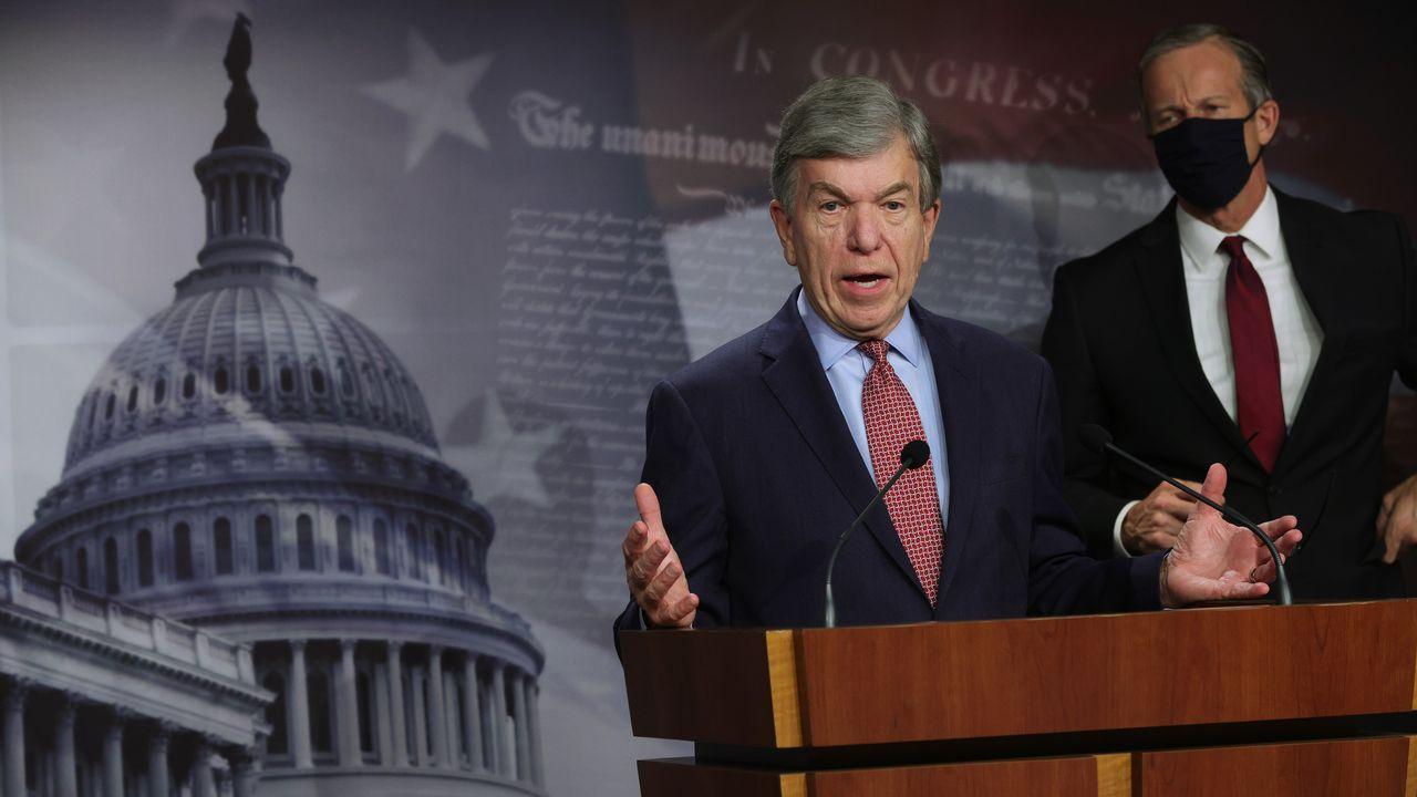 Republican Sen. Roy Blunt will not seek re-election in 2022