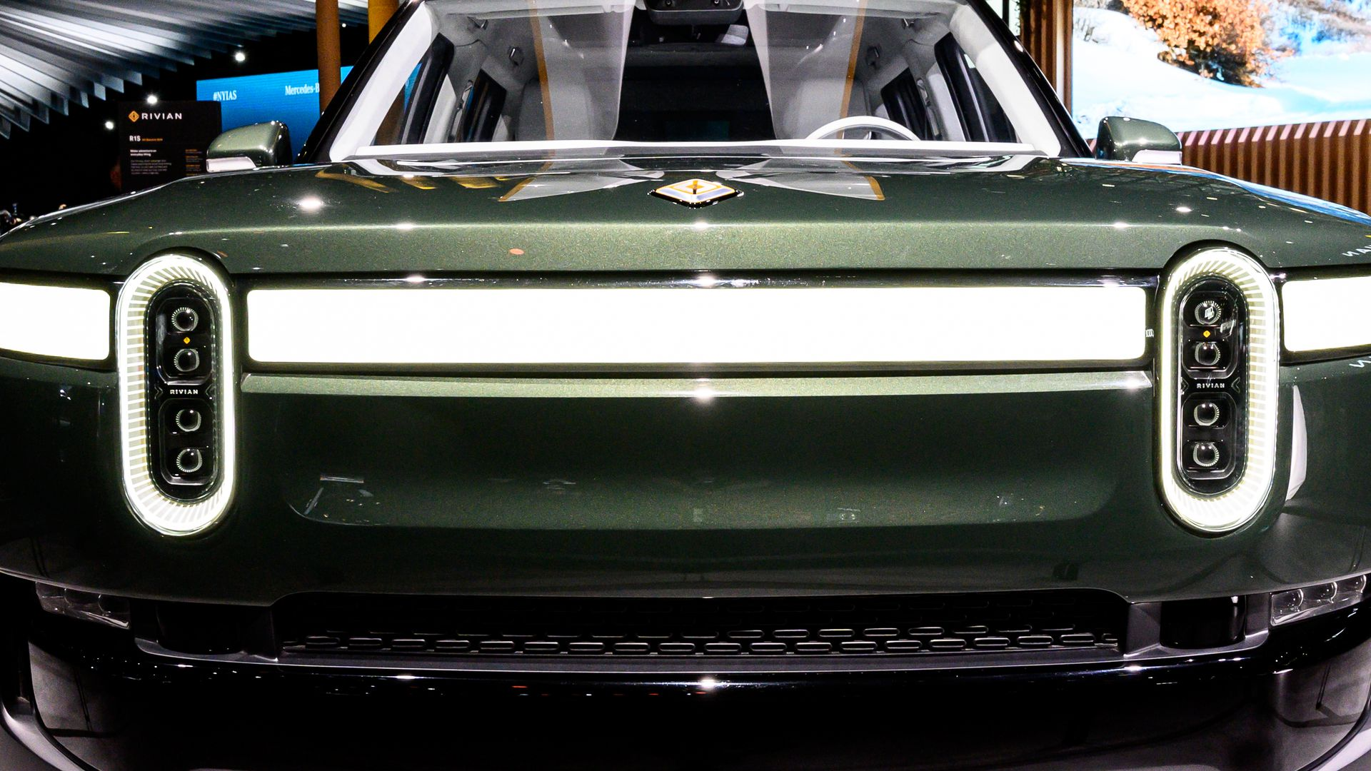 Rivian electric SUV