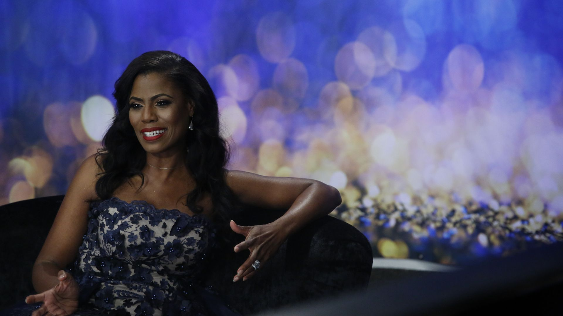 White House calls Omarosa a liar over allegations in upcoming book