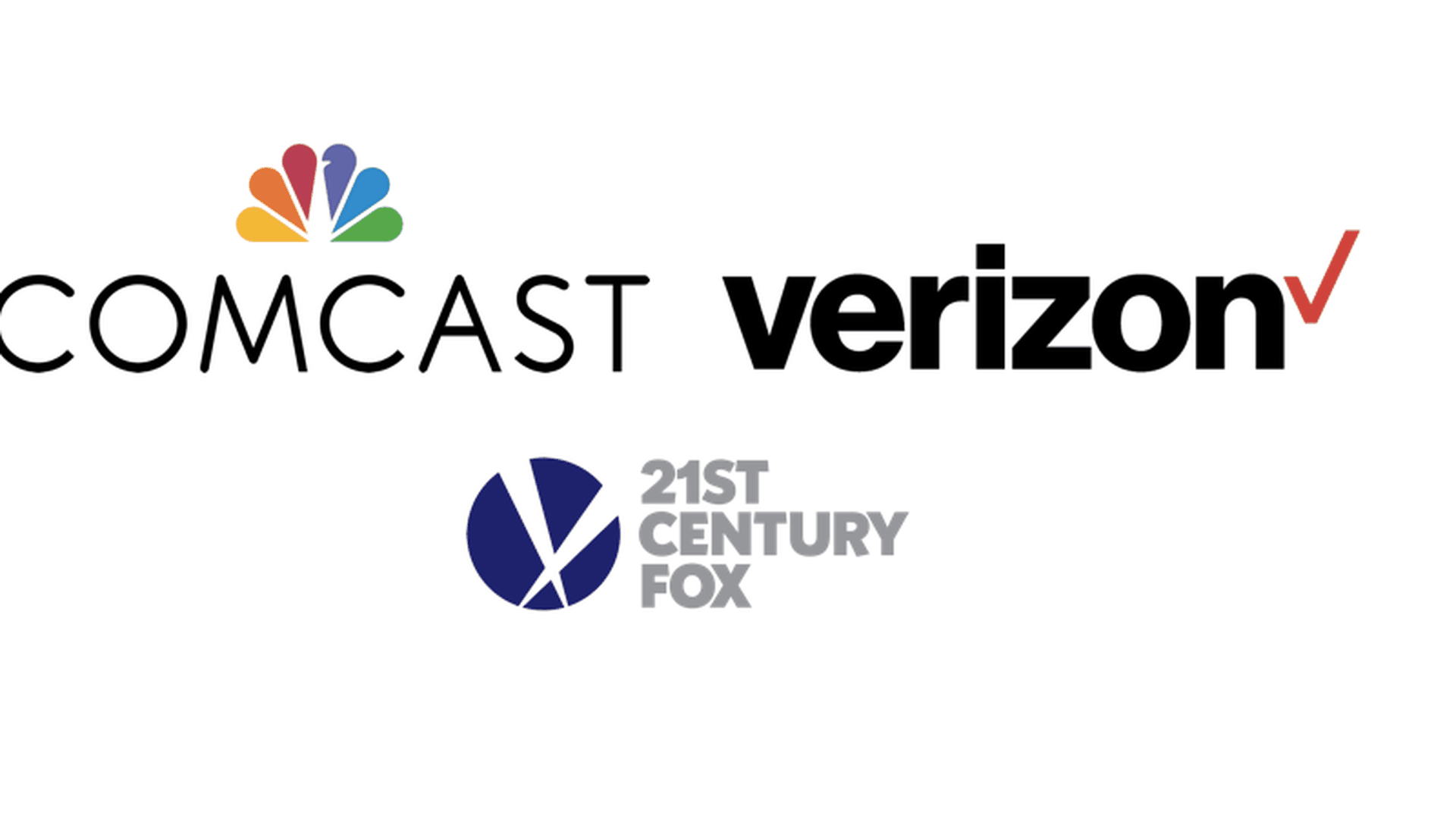 Comcast and Verizon also considering Fox acquisition - Axios