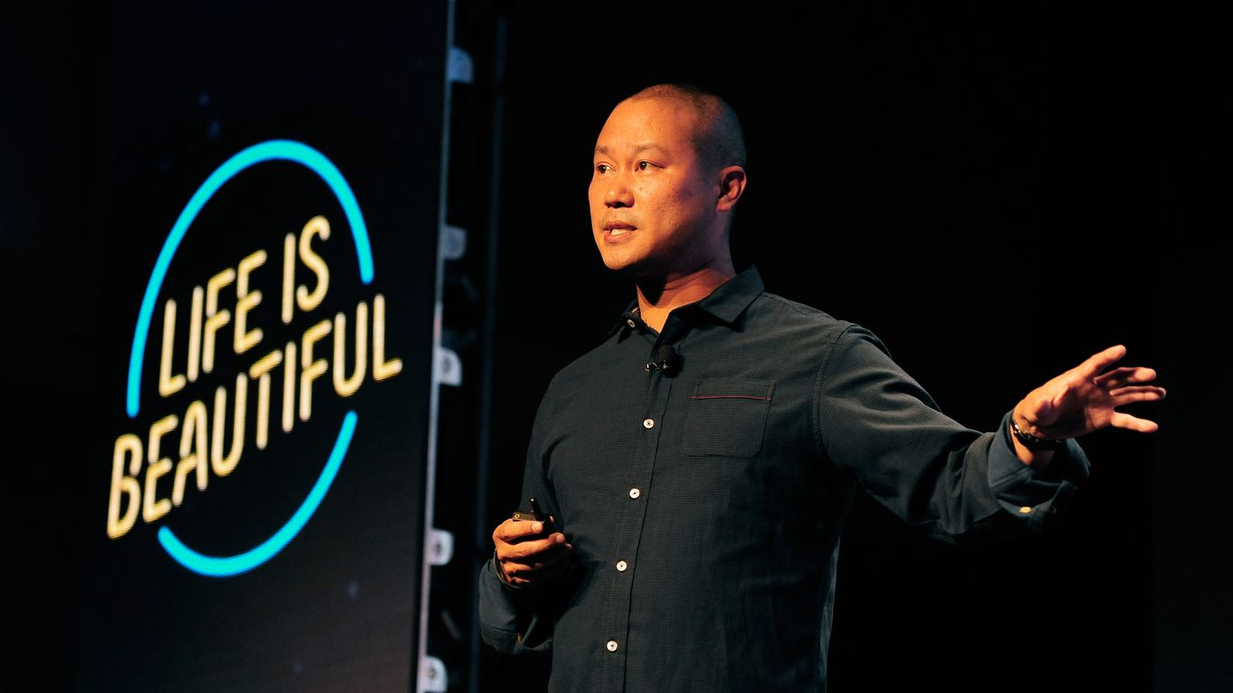 Tony Hsieh, longtime Zappos CEO, dies at 46