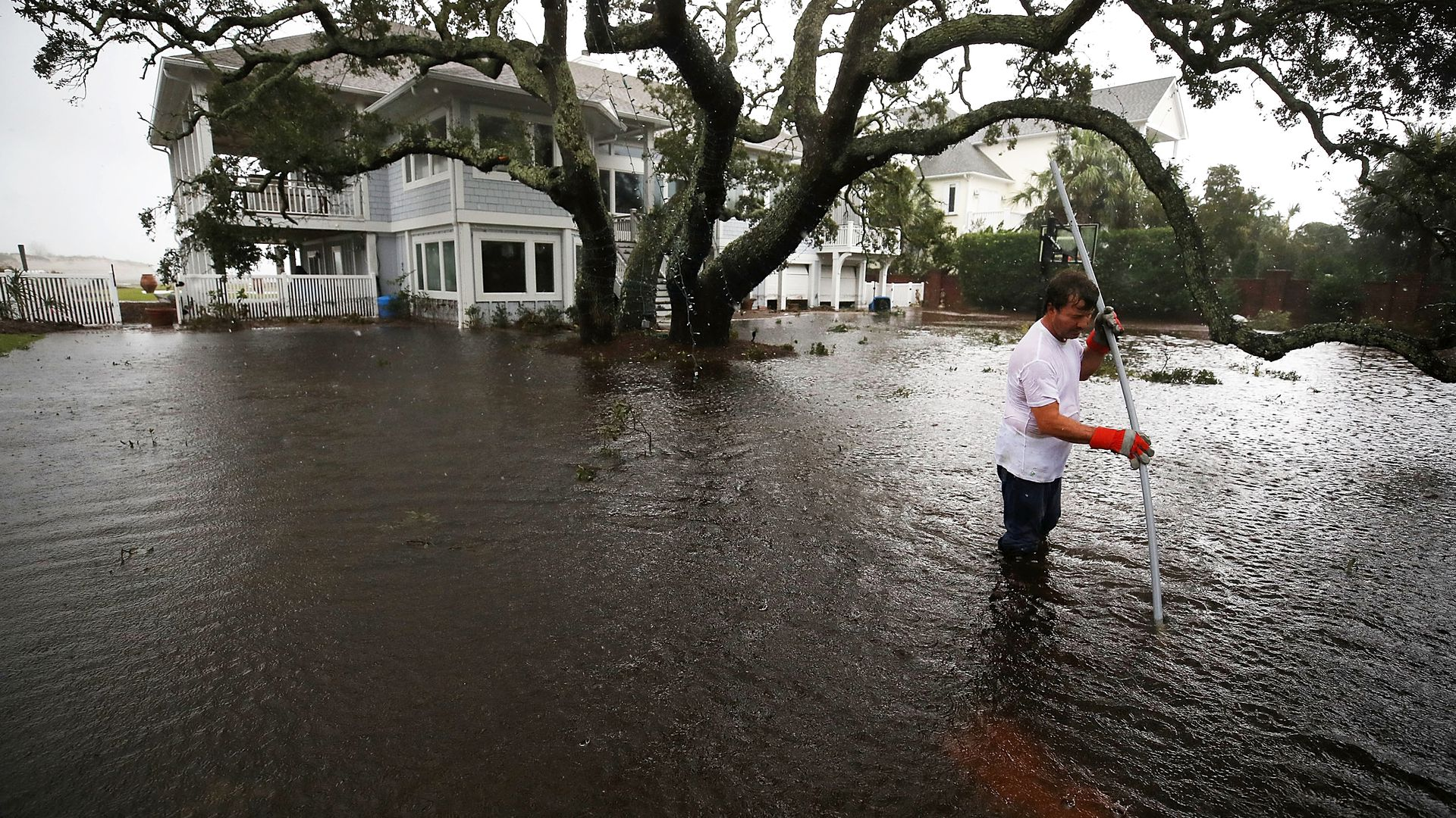 Hurricane Florence Smashes All Time Records In Carolinas