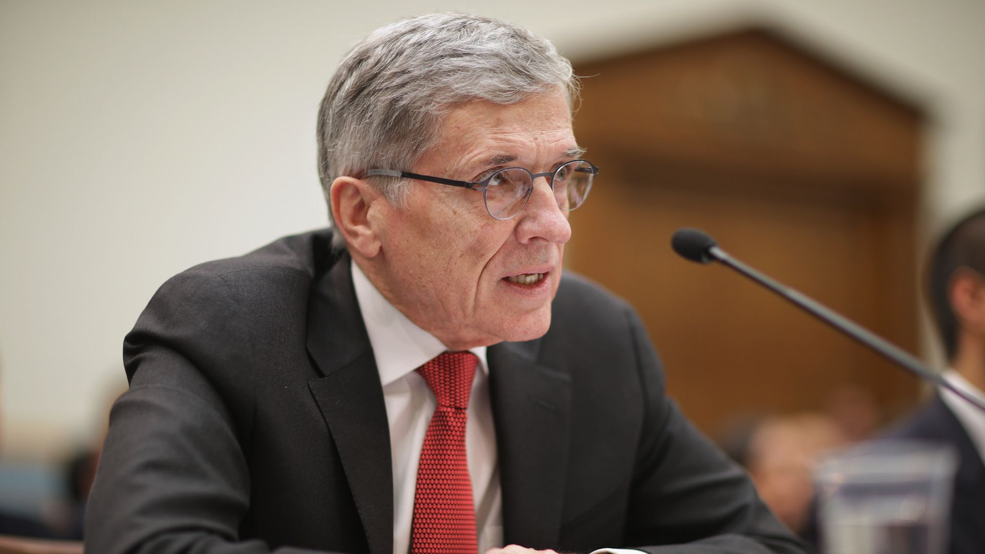 Former FCC Chairman Tom Wheeler
