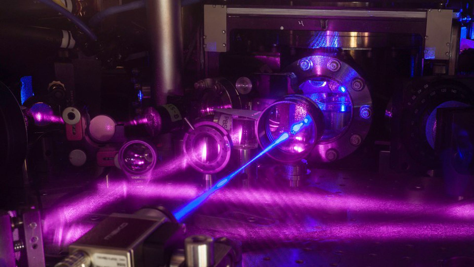 Researchers just built the world's most precise clock