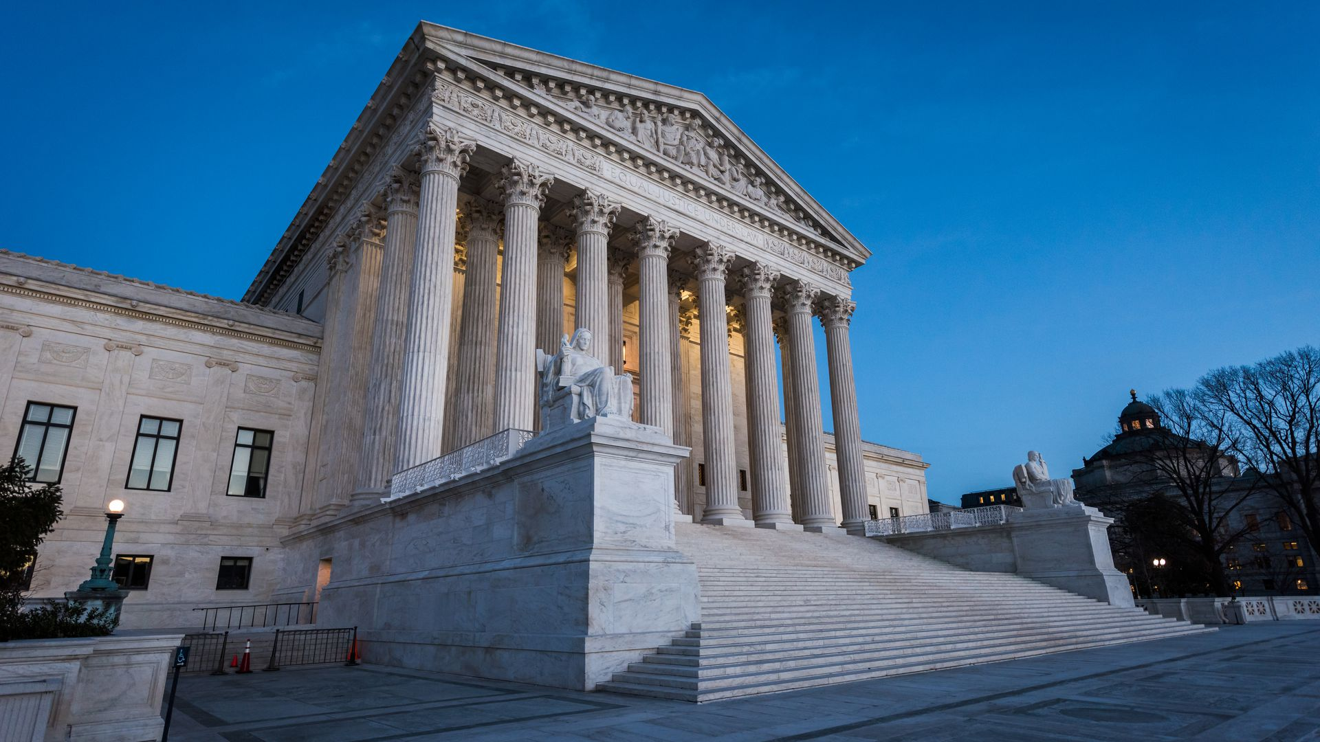 Supreme Court Rejects Education Minimum >> Court Packing Where The 2020 Candidates Stand Axios