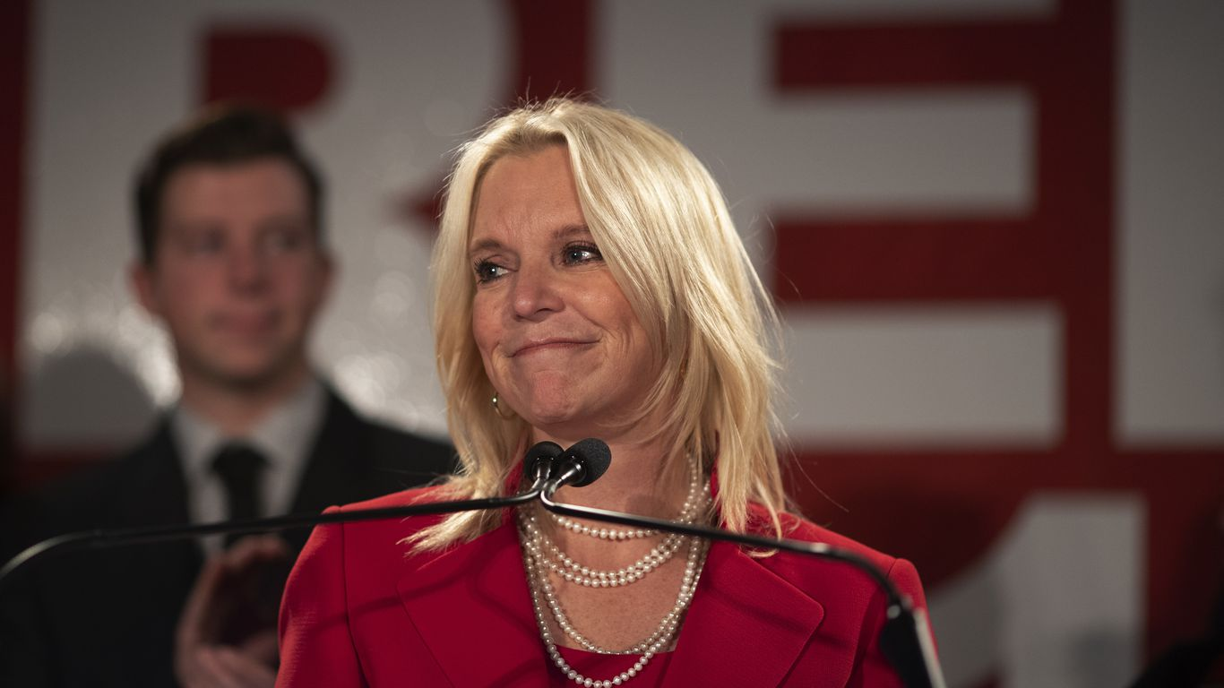 Scoop: Karin Housley weighing run for Minnesota governor