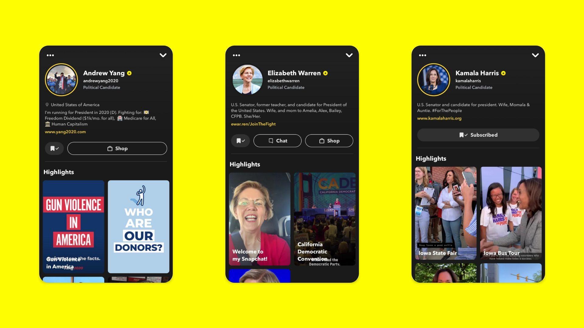 تحميل برنامج سناب شات Snapchat 2020