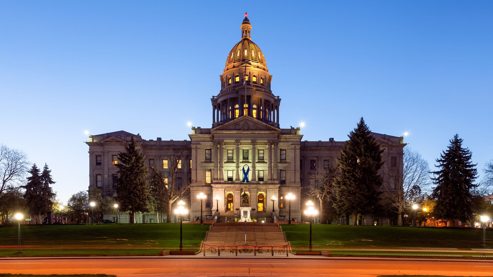 Colorado State Capitol Building. Photo: Joe Daniel Price/Getty Images