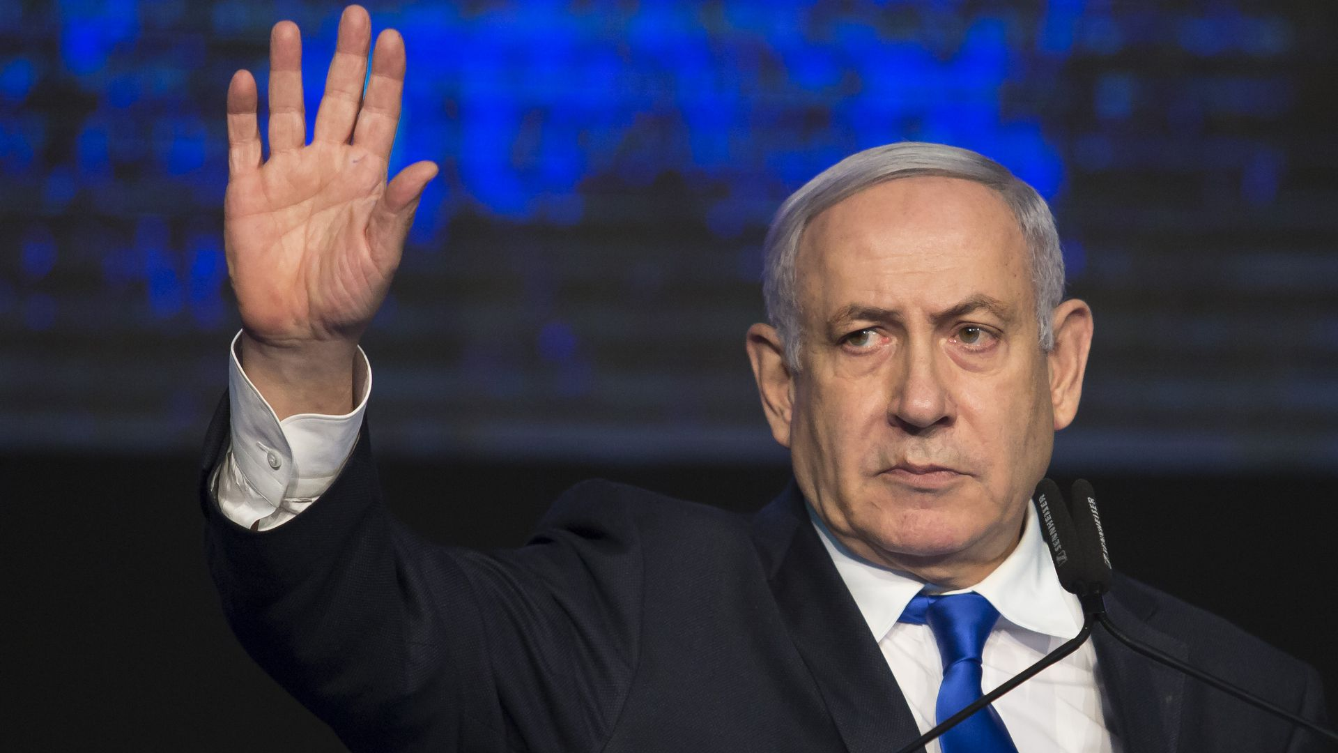 "Il premier Benyamin Netanyahu: ""Una vittoria enorme"""