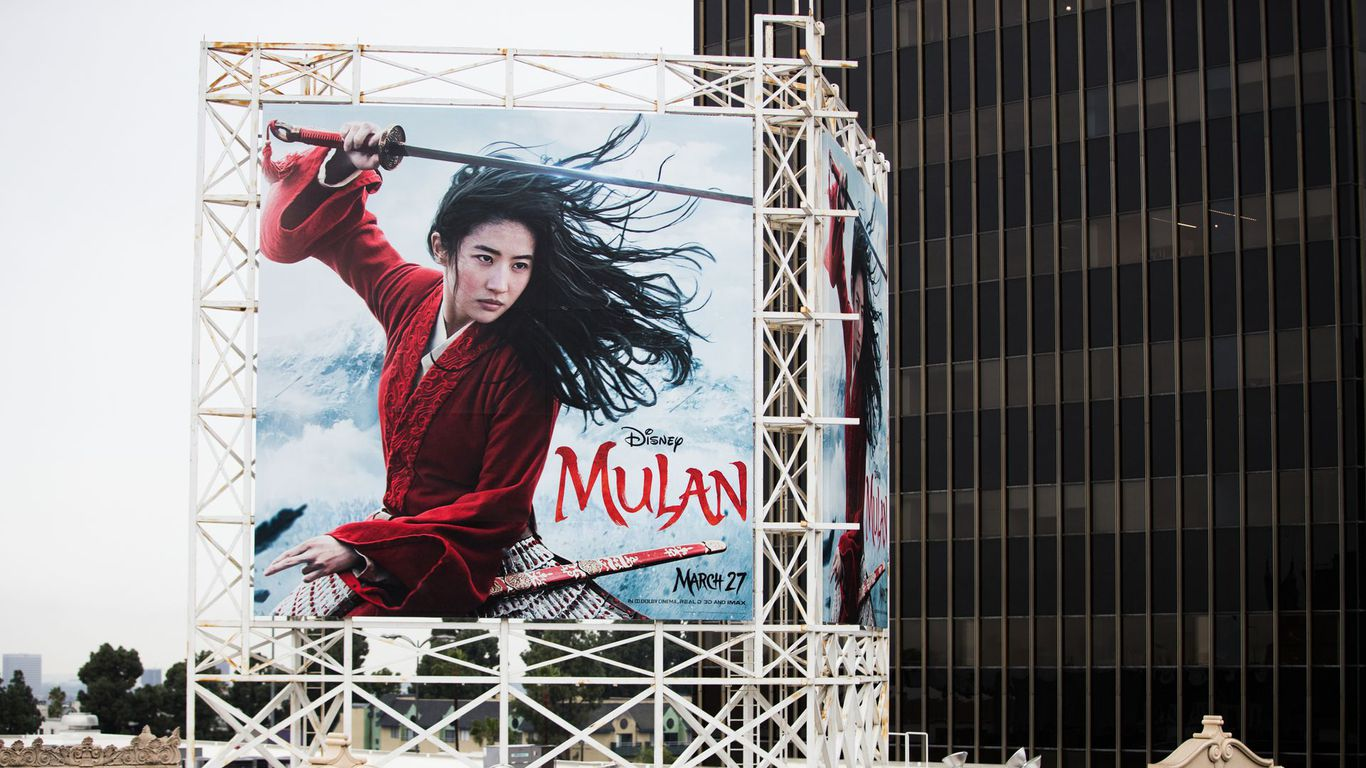 """""""Mulan"""" will head to Disney+, home to more than 60 million subscribers, for $29.99 thumbnail"""