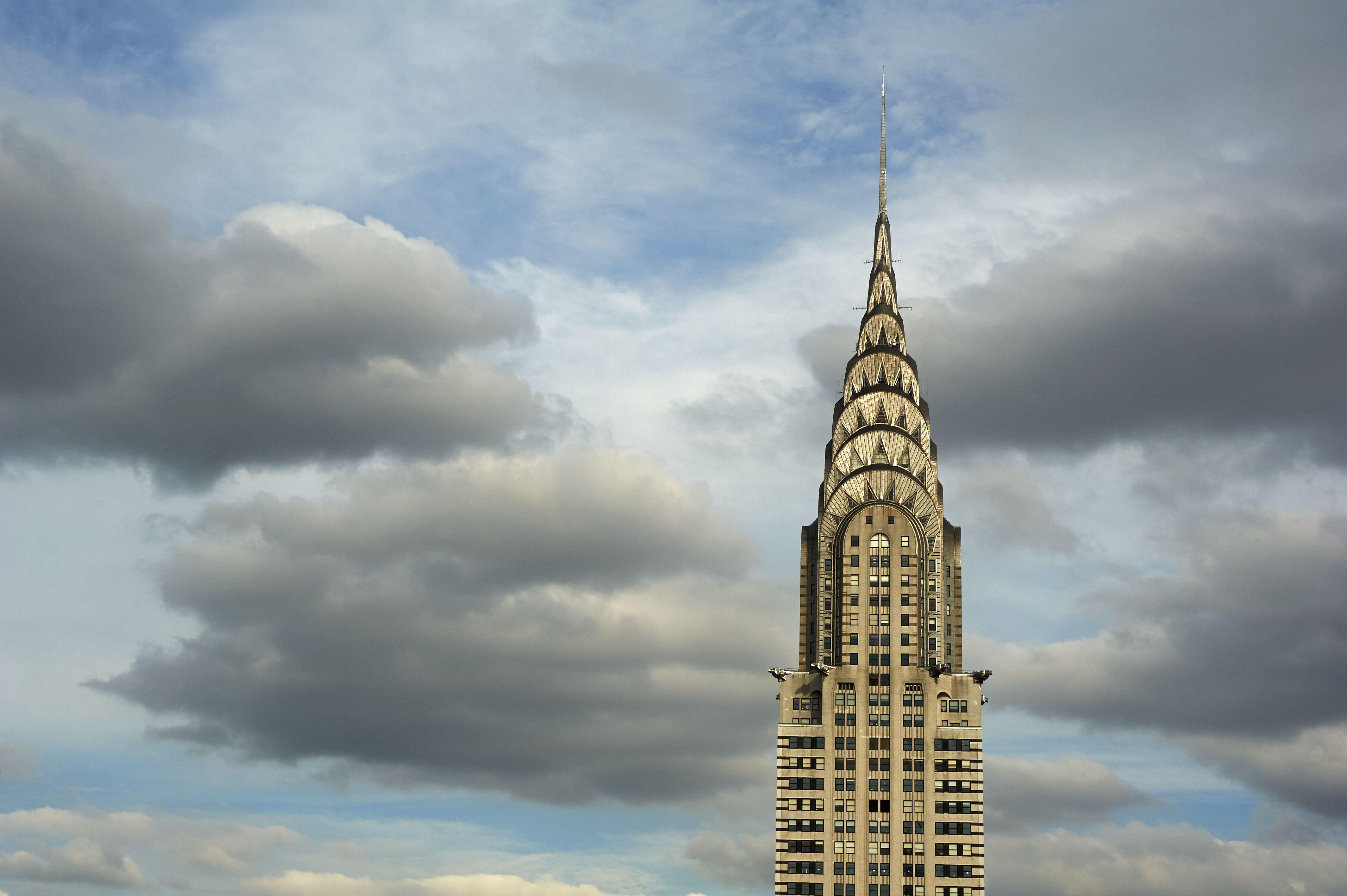 The Chrysler Building, Manhattan