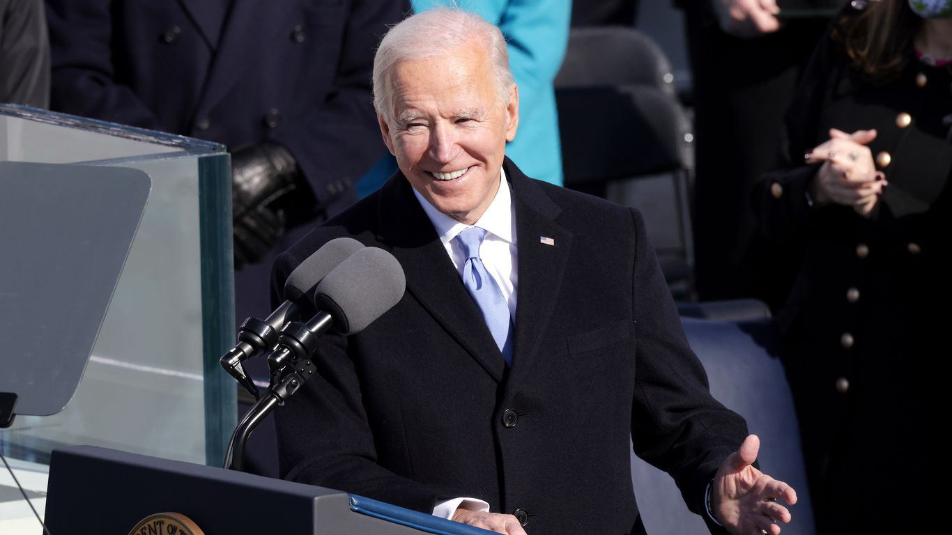 "World leaders react to ""new dawn in America"" under Biden administration"