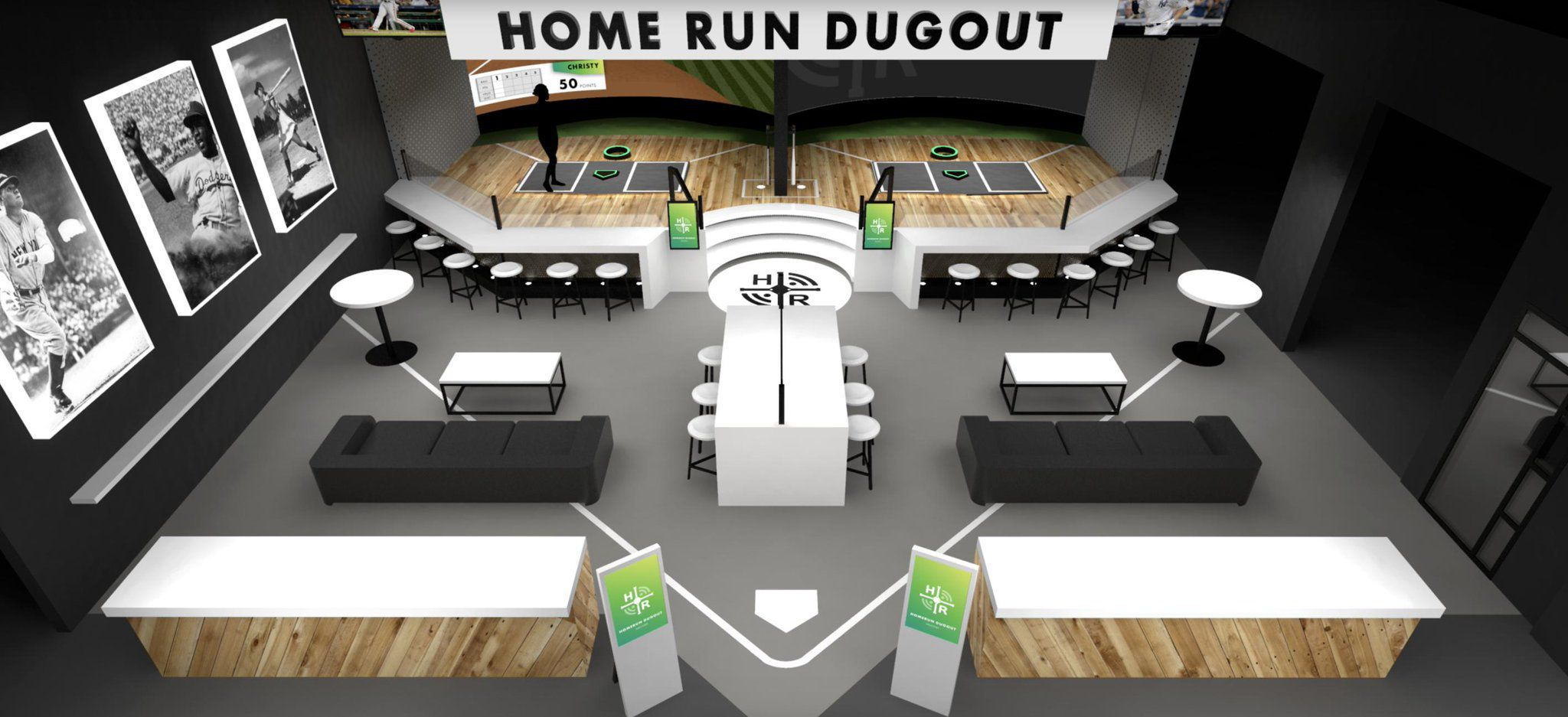 Home Run Dugout, the future of batting cages?