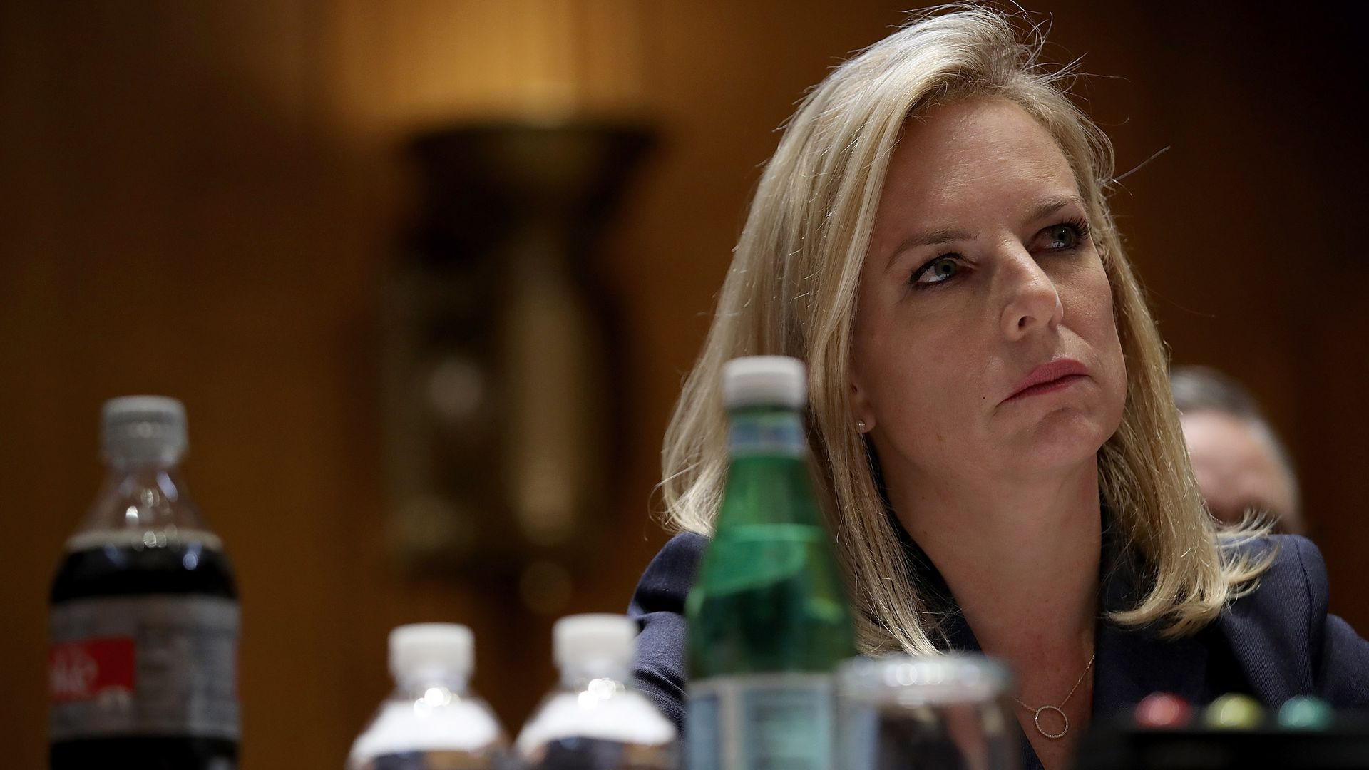 Homeland Security Secretary Kirstjen Nielsen.