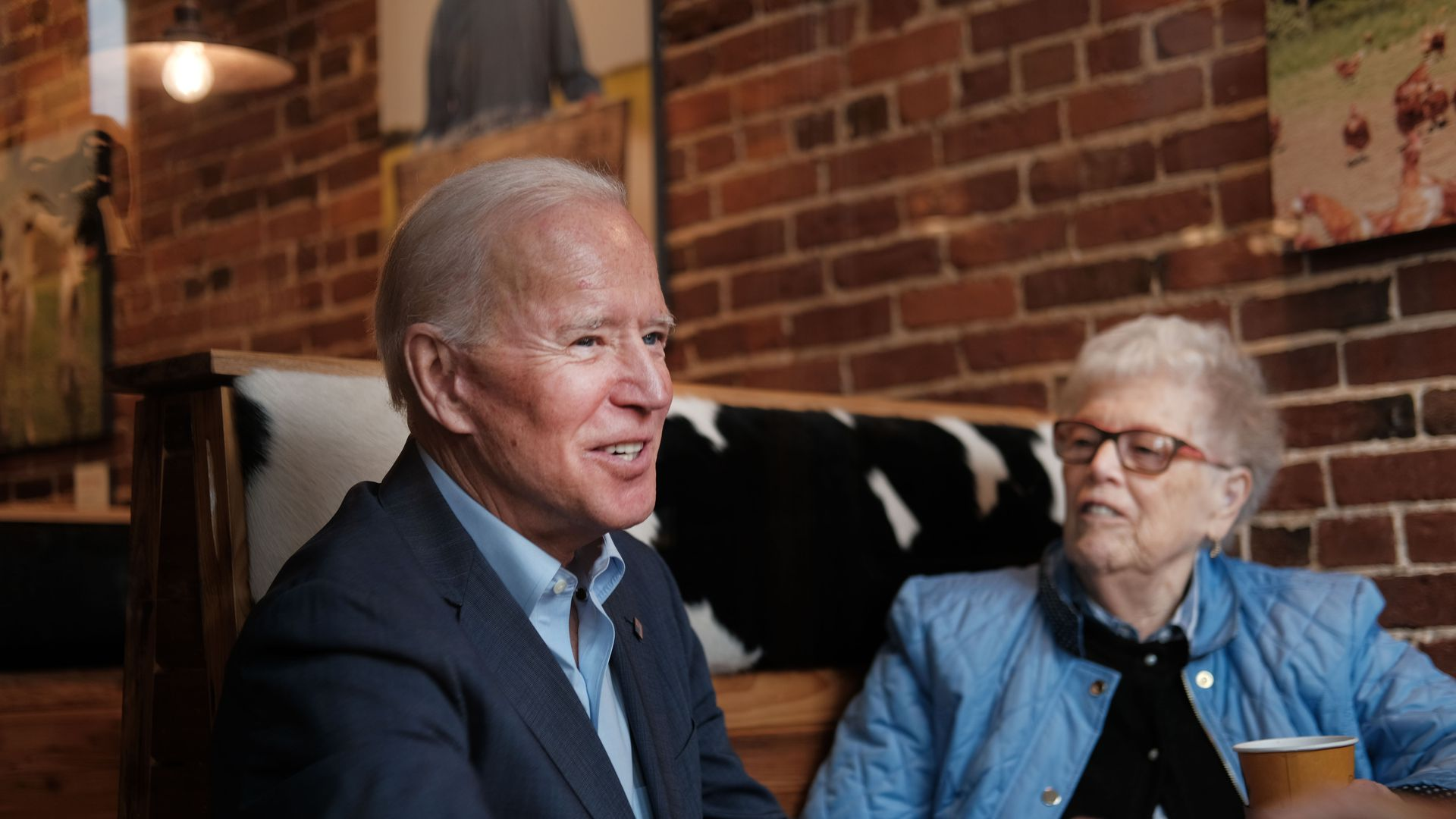 Poll: Biden leads Trump by double-digits among Pennsylvania voters
