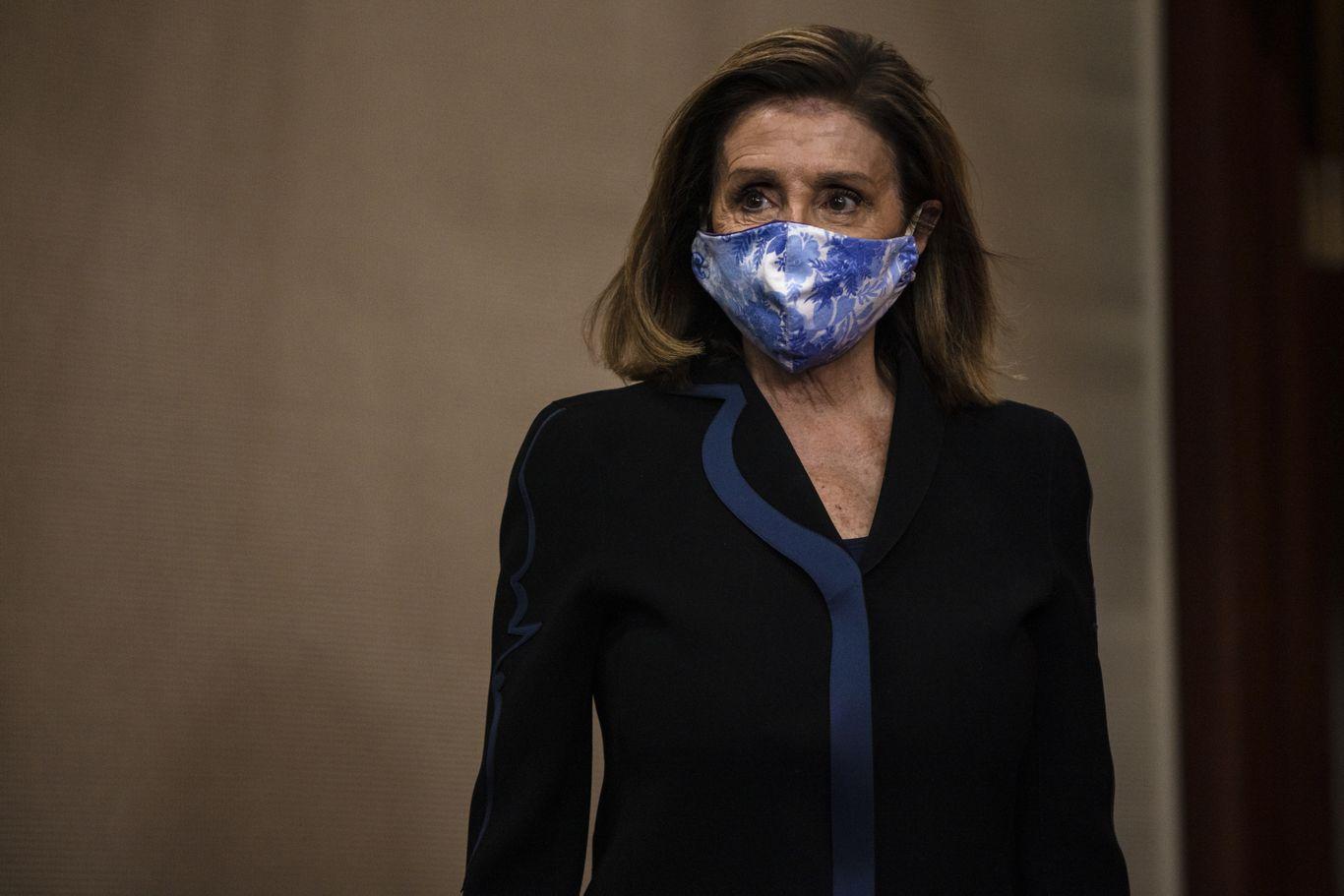 Nancy Pelosi re-elected as House Speaker thumbnail