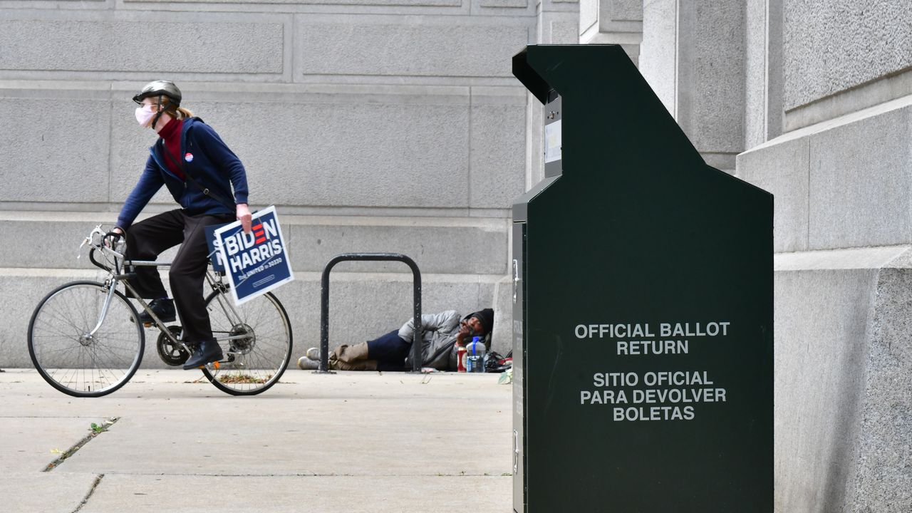 Democrats sound alarm on mail-in votes after Supreme Court's Wisconsin decision