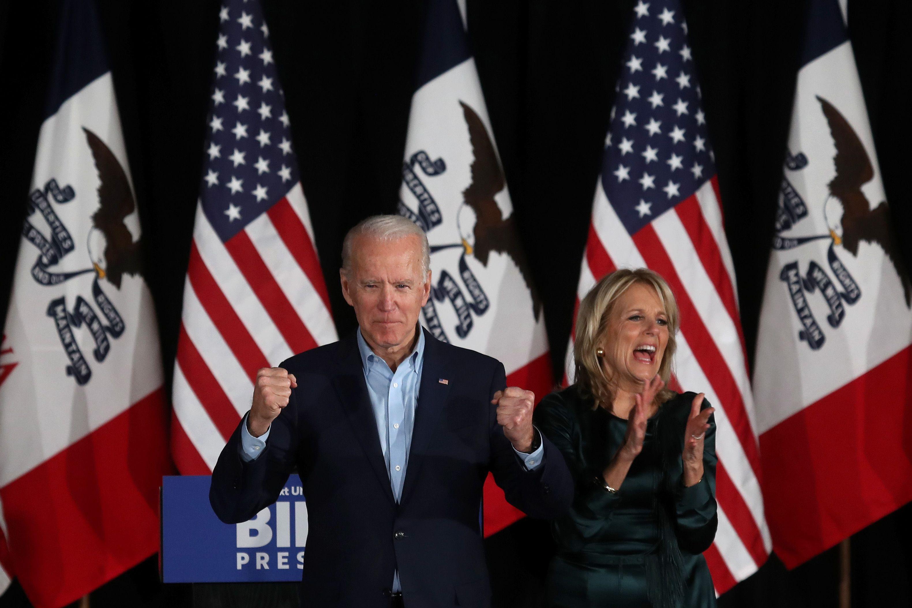 Biden endorsed for president by Caroline Kennedy - Axios