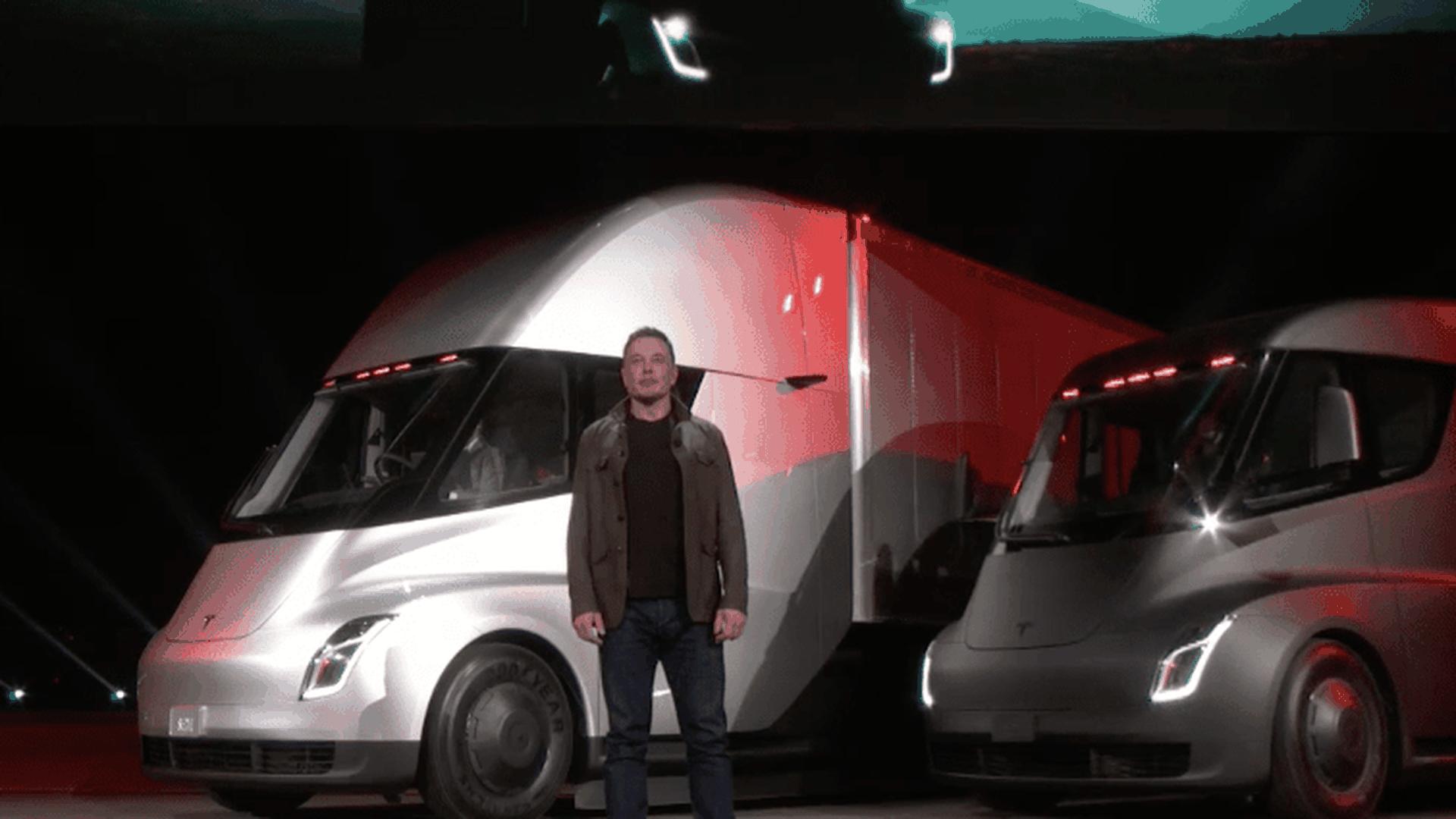 """Image result for tesla truck broken window"""""""