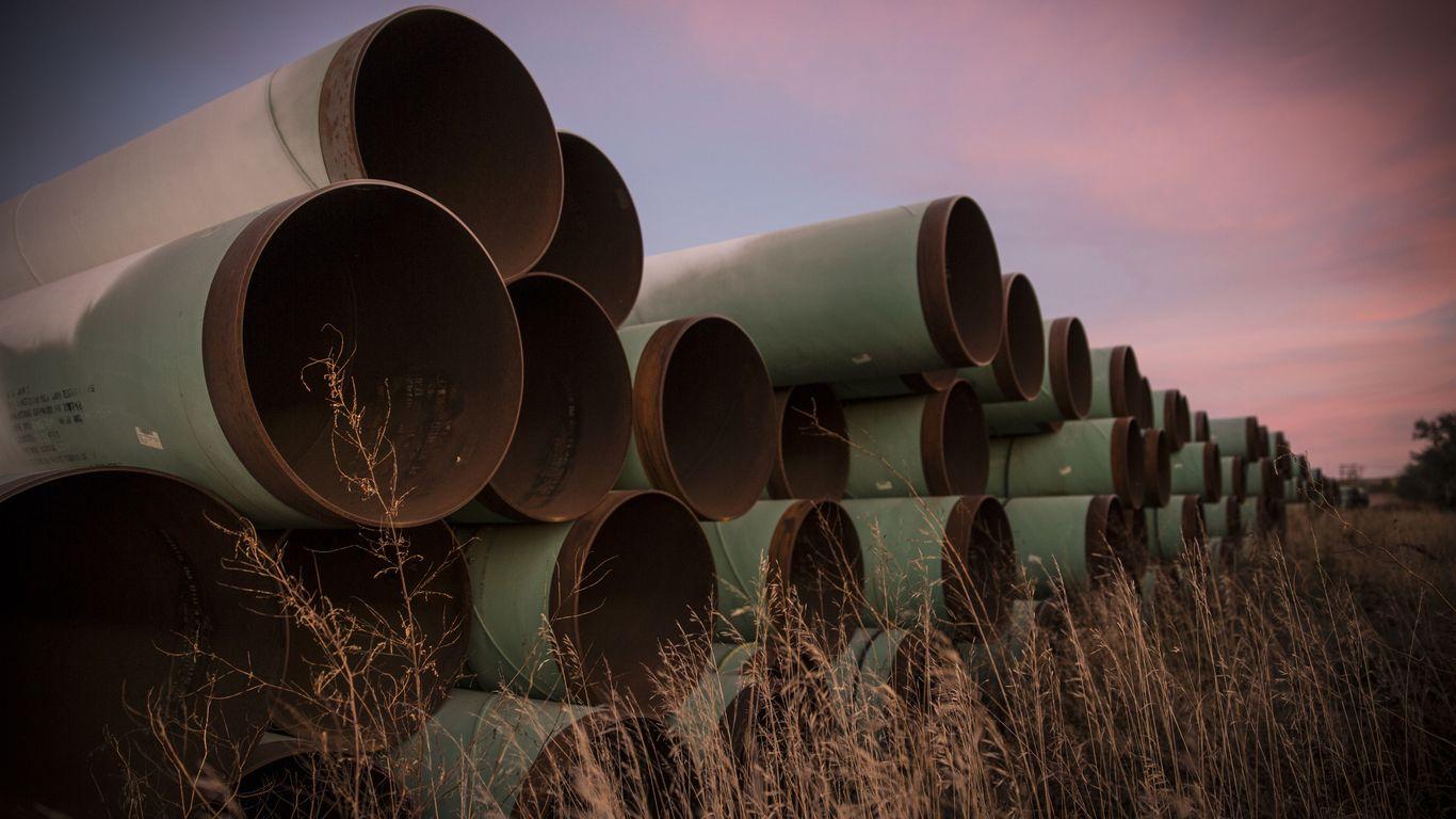 Biden will issue executive order to rescind Keystone XL pipeline permit