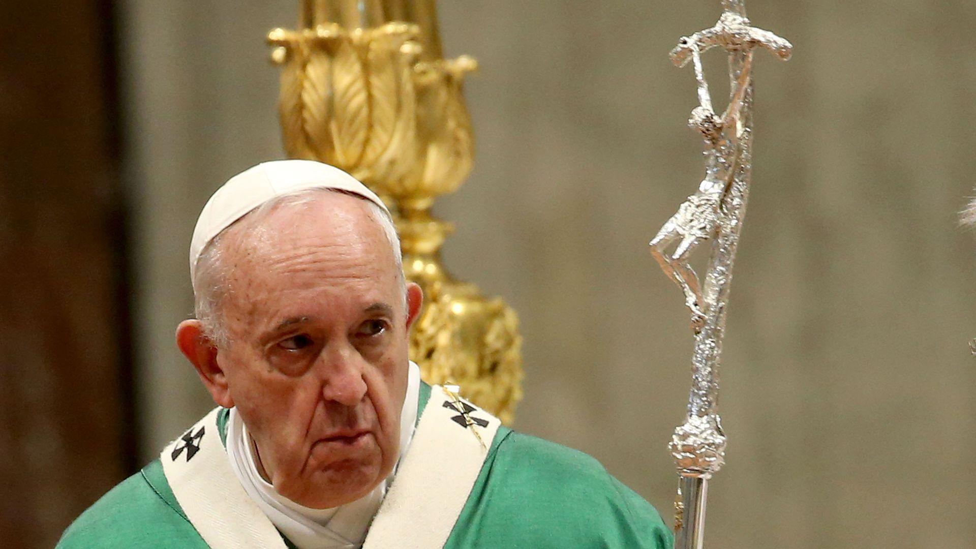 Pope opens debate on allowing married Catholic priests in Amazon region