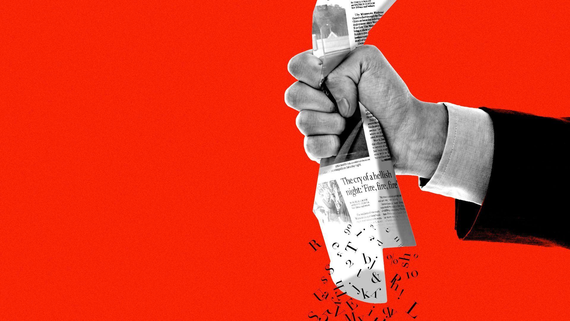 Verfolgung von Journalisten weltweit auf Rekordhoch