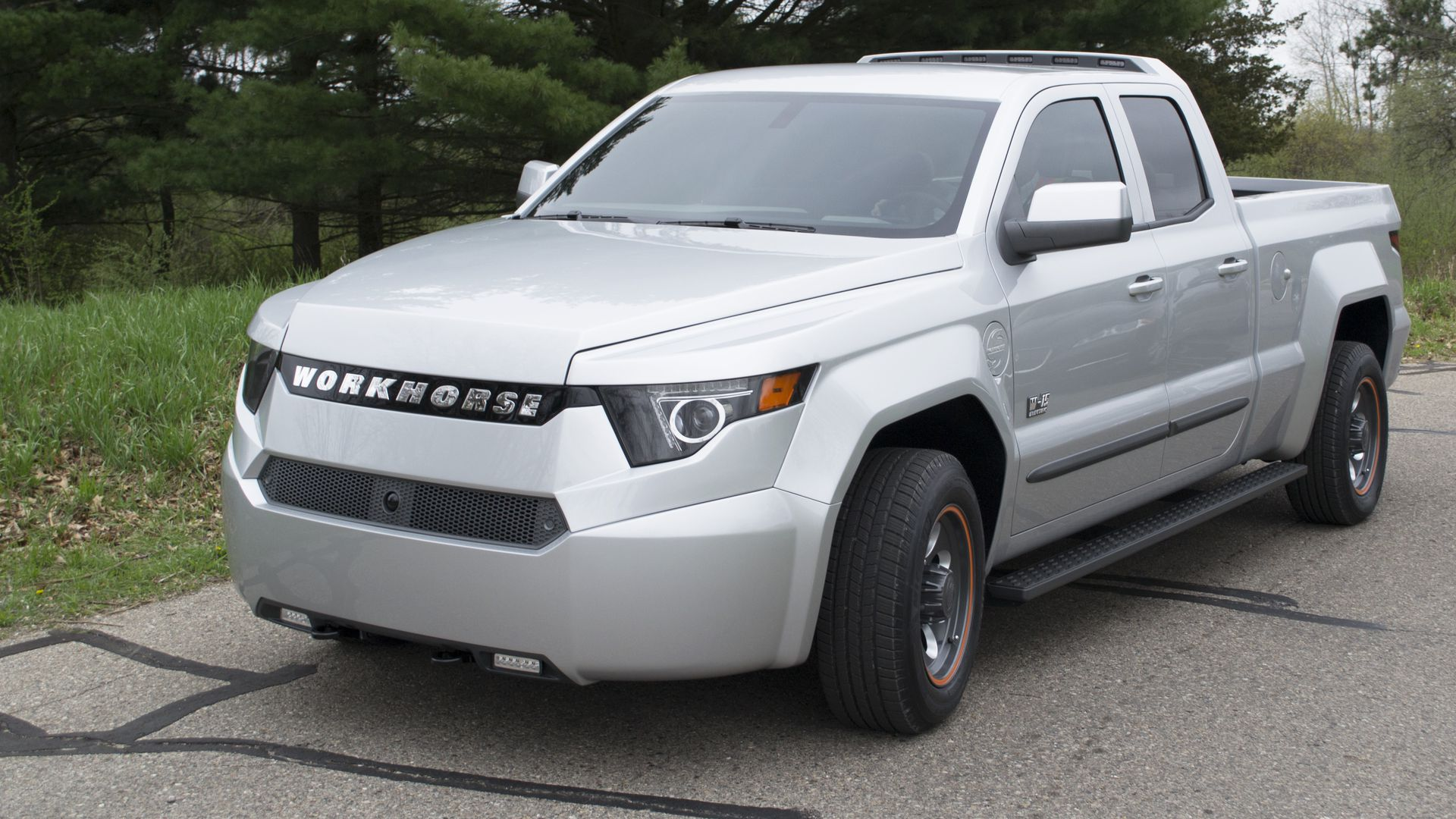 The Future Of Electrics Is Pickup Truck