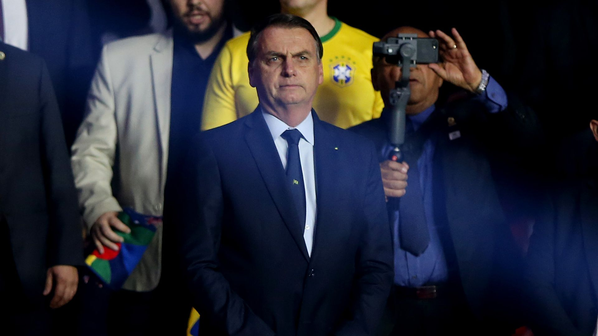 Brazilian Air Force officer traveling with Bolsonaro to G20 arrested for cocaine haul