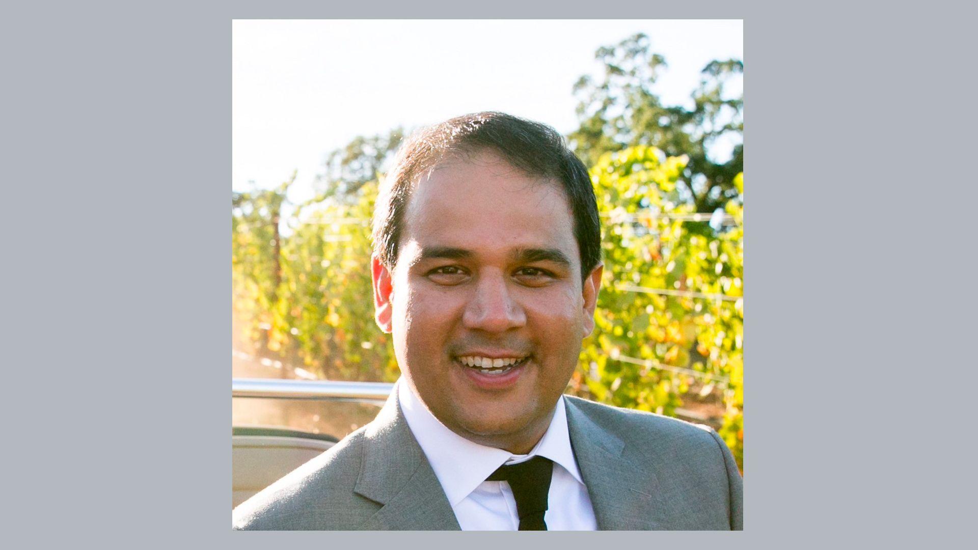 DoorDash snares Uber's finance chief, Prabir Adarkar - Axios