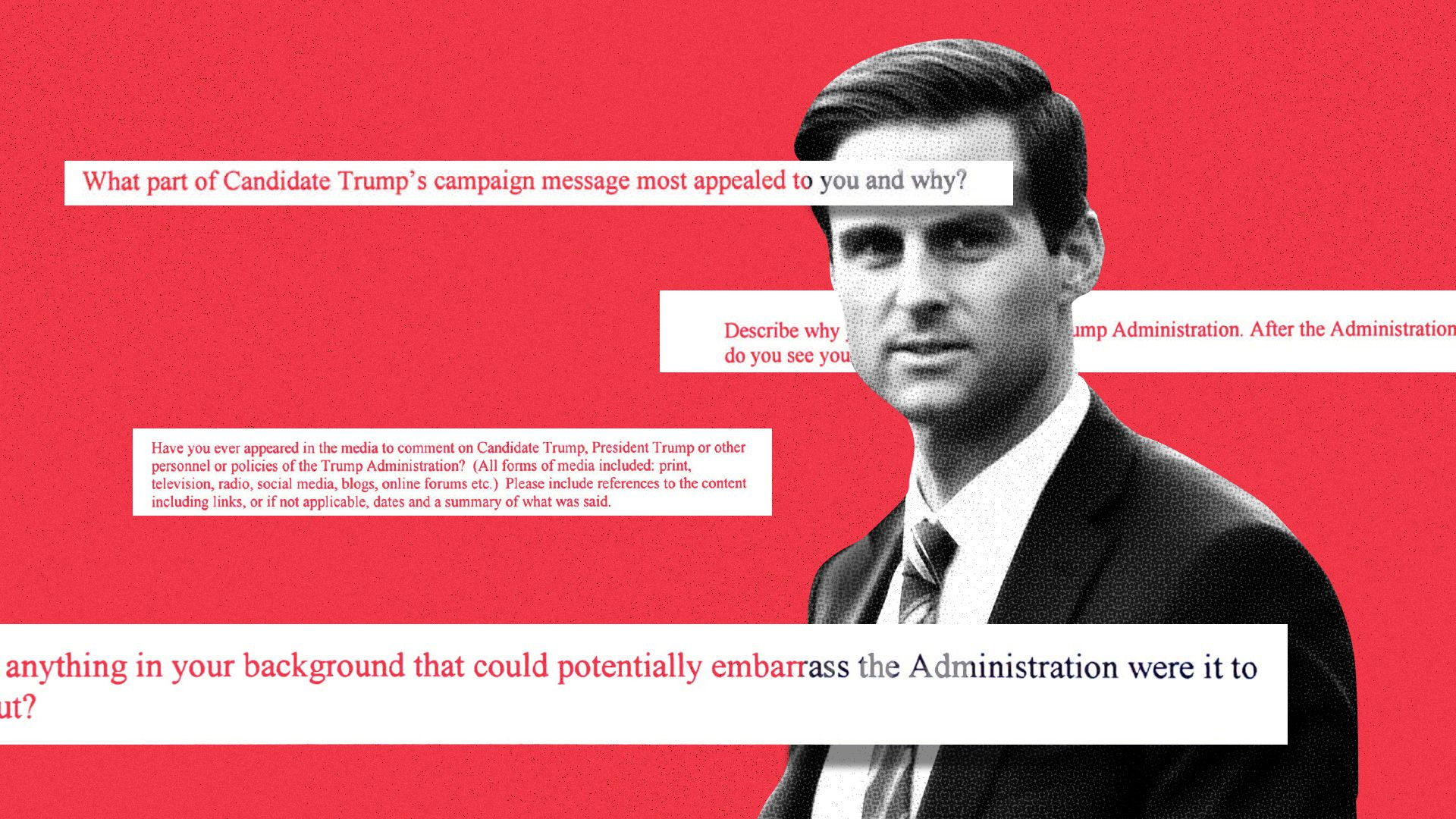 Trump's loyalty enforcer steamrolls Cabinet officials in campaign to reshape top agencies thumbnail